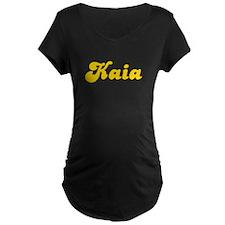 Retro Kaia (Gold) T-Shirt