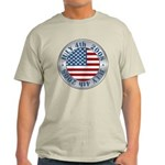 4th of July Souvenir Flag Light T-Shirt