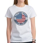 4th of July Souvenir Flag Women's T-Shirt