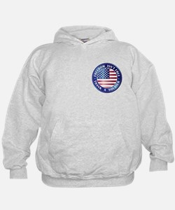Freedom Isn't Free Thank Soldier Hoodie