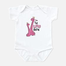 Giraffe Little Sis Infant Bodysuit