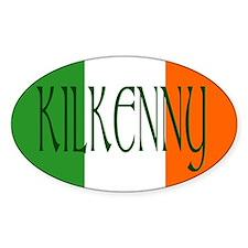 County Kilkenny Oval Decal