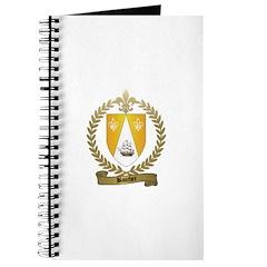 BAUCHER Family Crest Journal