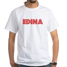 Retro Edina (Red) Shirt