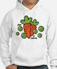 Peas And Carrots Jumper Hoody