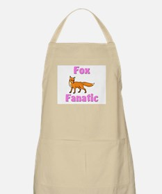 Fox Fanatic BBQ Apron