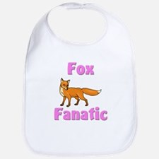 Fox Fanatic Bib