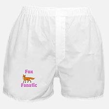 Fox Fanatic Boxer Shorts