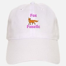 Fox Fanatic Baseball Baseball Cap