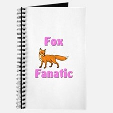 Fox Fanatic Journal