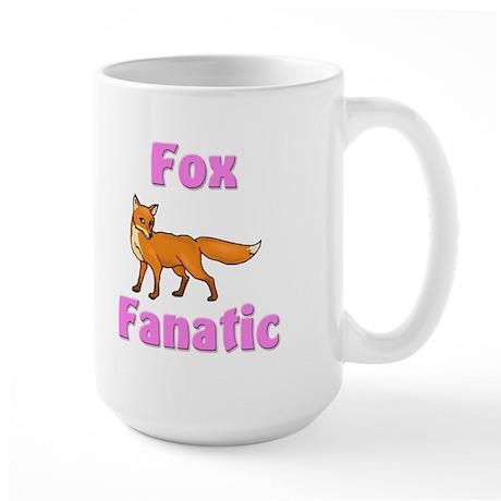 Fox Fanatic Large Mug
