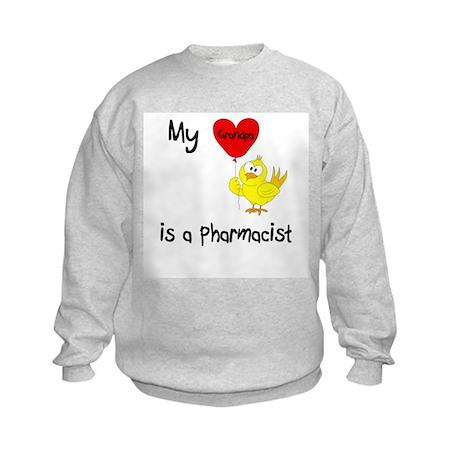 Pharmacist Kids Sweatshirt