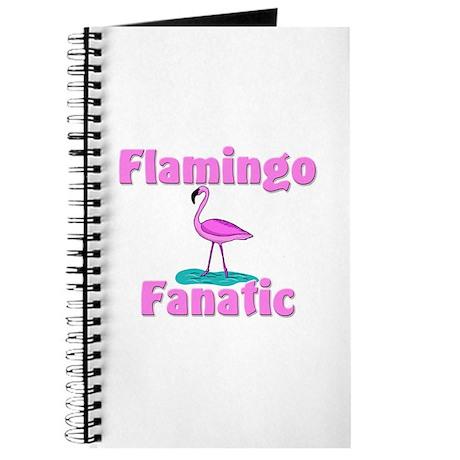 Flamingo Fanatic Journal