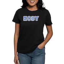 Retro Koby (Blue) Tee