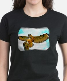 Cool Laughing owl Tee