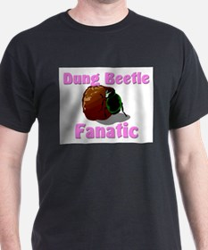 Dung Beetle Fanatic T-Shirt