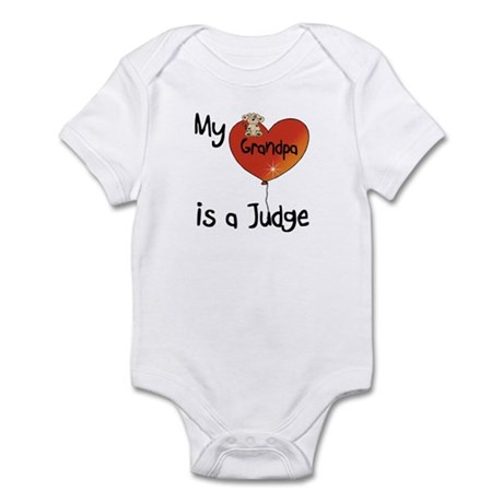 Judge Infant Bodysuit