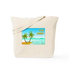 Club Chemo Tote Bag