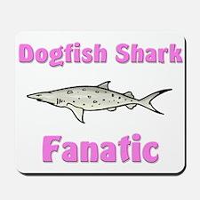 Dogfish Shark Fanatic Mousepad
