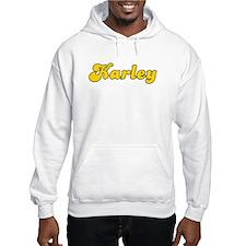 Retro Karley (Gold) Hoodie Sweatshirt