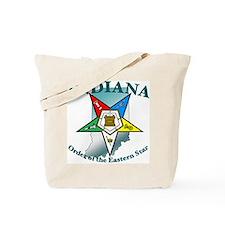Indiana Eastern Star Tote Bag