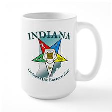 Indiana Eastern Star Mug