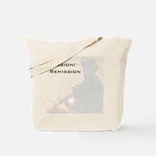 Mission Remission Tote Bag