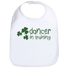 Irish Dancer in Training Bib