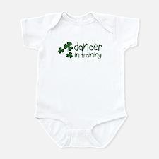 Irish Dancer in Training Infant Bodysuit