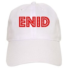 Retro Enid (Red) Baseball Cap