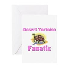 Desert Tortoise Fanatic Greeting Cards (Pk of 10)