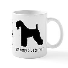 Got Kerry Blue Terrier? Mug