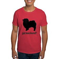 Got Keeshond? T-Shirt