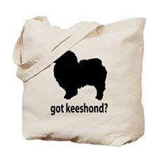Got Keeshond? Tote Bag