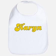 Retro Karyn (Gold) Bib