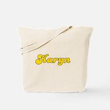 Retro Karyn (Gold) Tote Bag