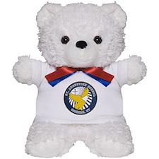 Cute Sas Teddy Bear