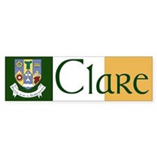 County Clare Bumper Bumper Sticker