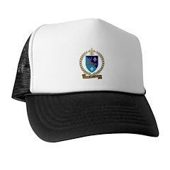 BEAUDET Family Crest Trucker Hat