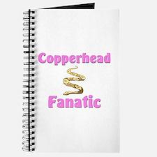 Copperhead Fanatic Journal