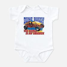 Dune Buggy Sandbox Infant Bodysuit