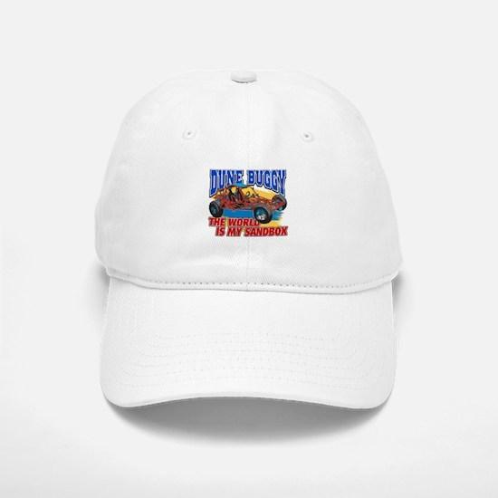 Dune Buggy Sandbox Baseball Baseball Cap