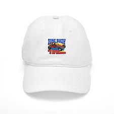 Dune Buggy Sandbox Baseball Cap