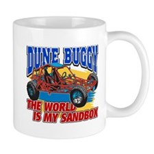 Dune Buggy Sandbox Mug