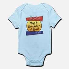 West... Infant Bodysuit