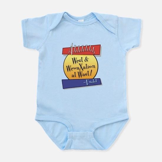 West... Infant Bodysuit