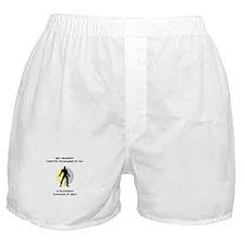 Computing Superhero Boxer Shorts