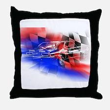 Camaro Outline Throw Pillow
