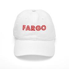 Retro Fargo (Red) Baseball Cap