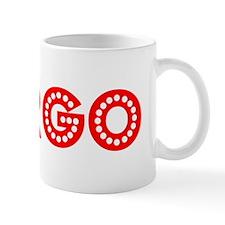 Retro Fargo (Red) Mug